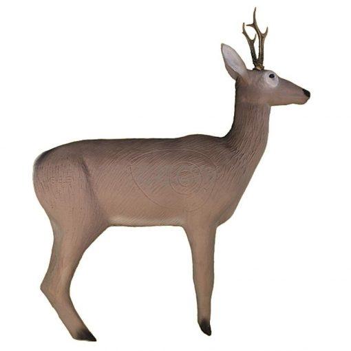 E11A - 3D - Roe Deer - Dark