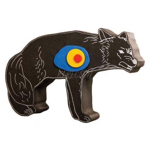Figured Wolf