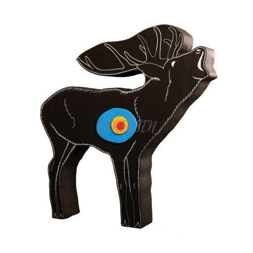 Figured - Deer