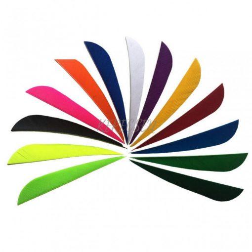Turkey feather 5″ Parabola
